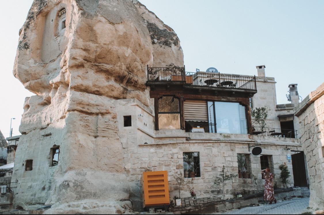Hotel Divan Cave Suite, 4 dias en capadocia