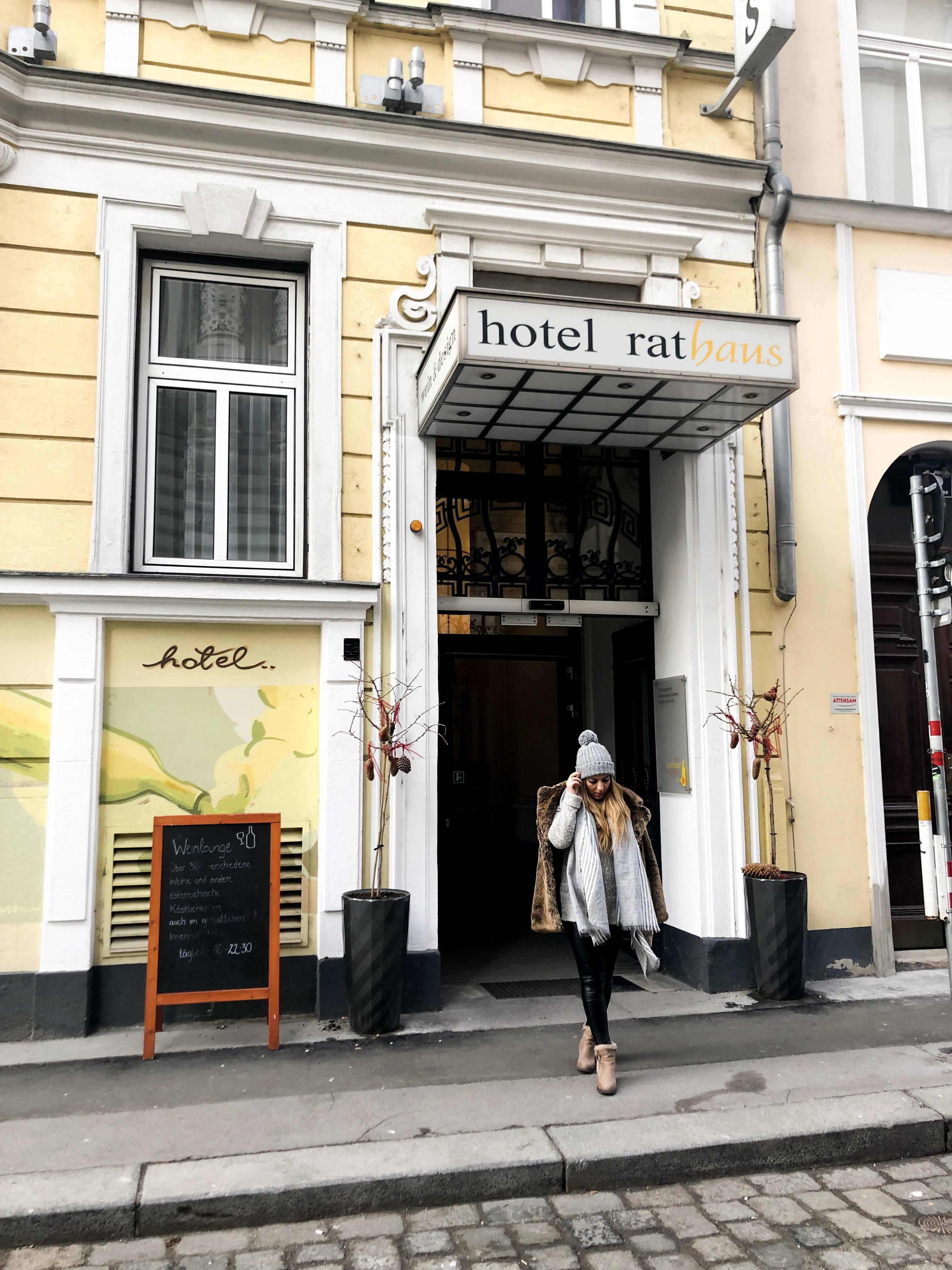 Hotel Rathaus viena
