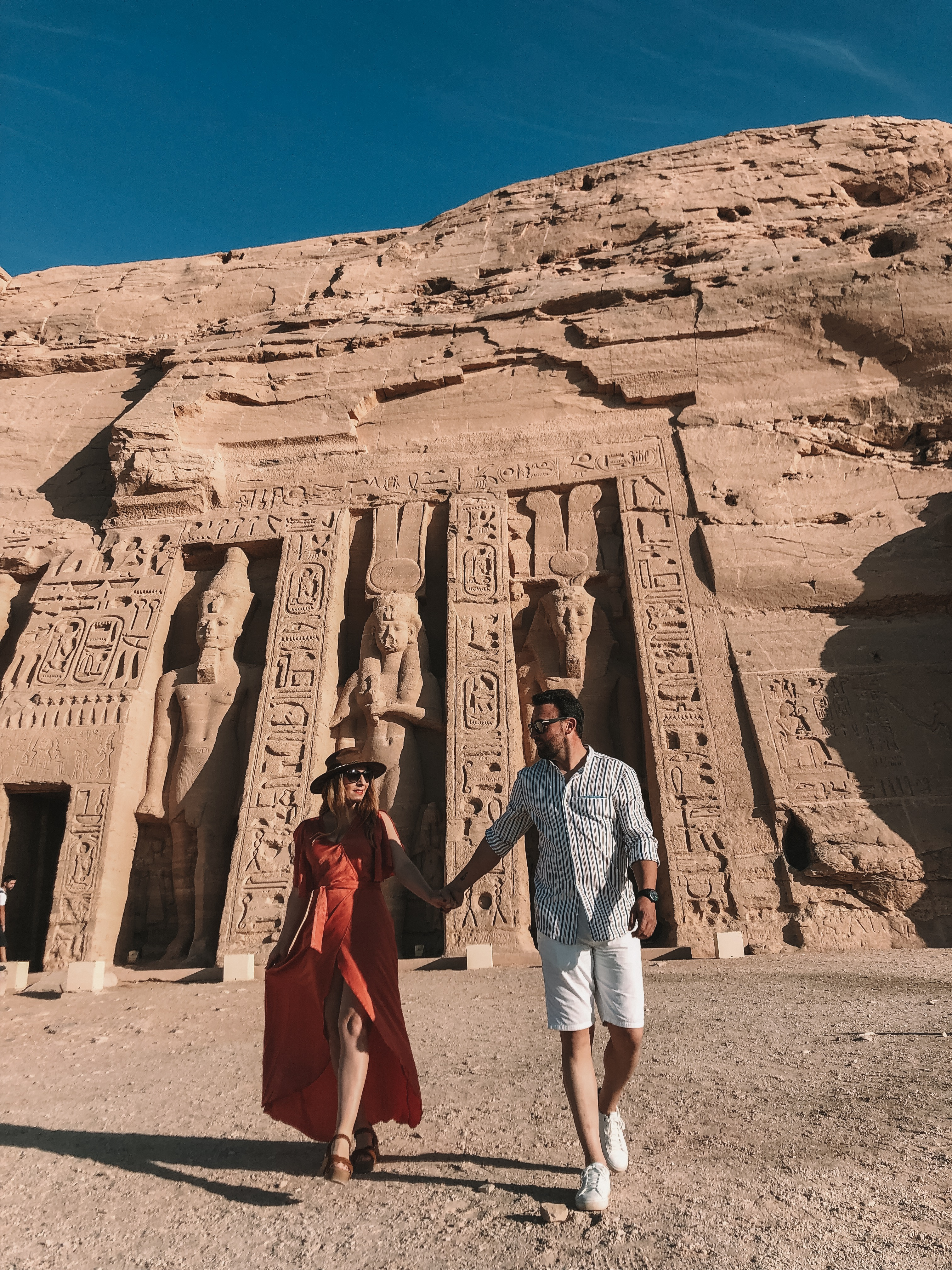 guía para viajar a Egipto por libre