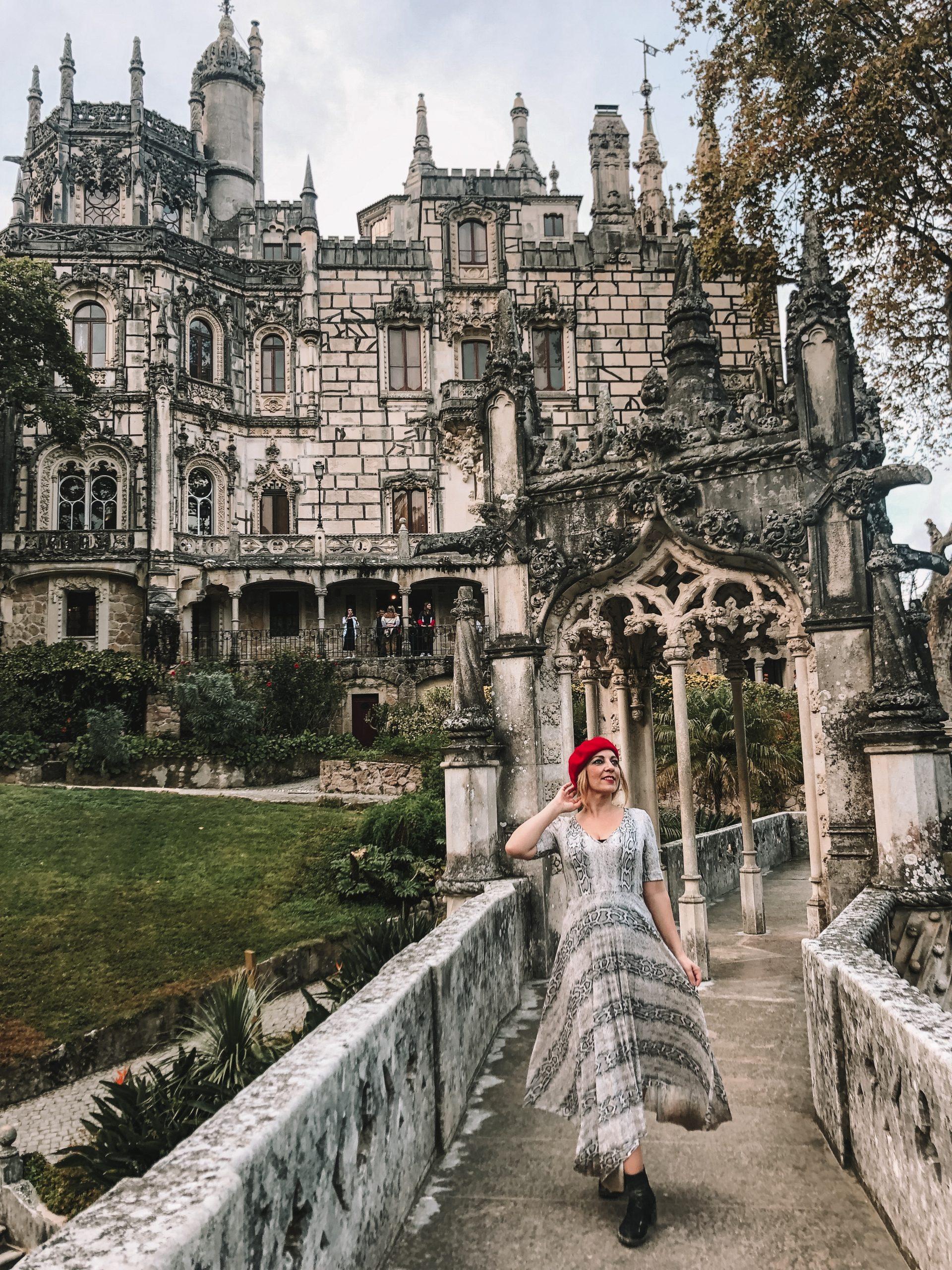 Palacio da Quinta Regaleira
