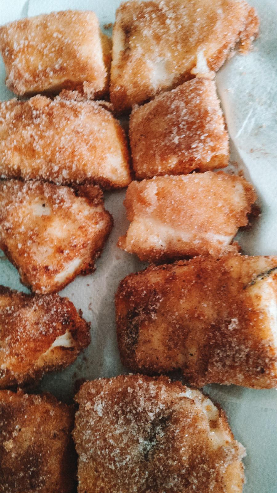 Leche frita. los 8 postres fáciles y rápidos de hacer