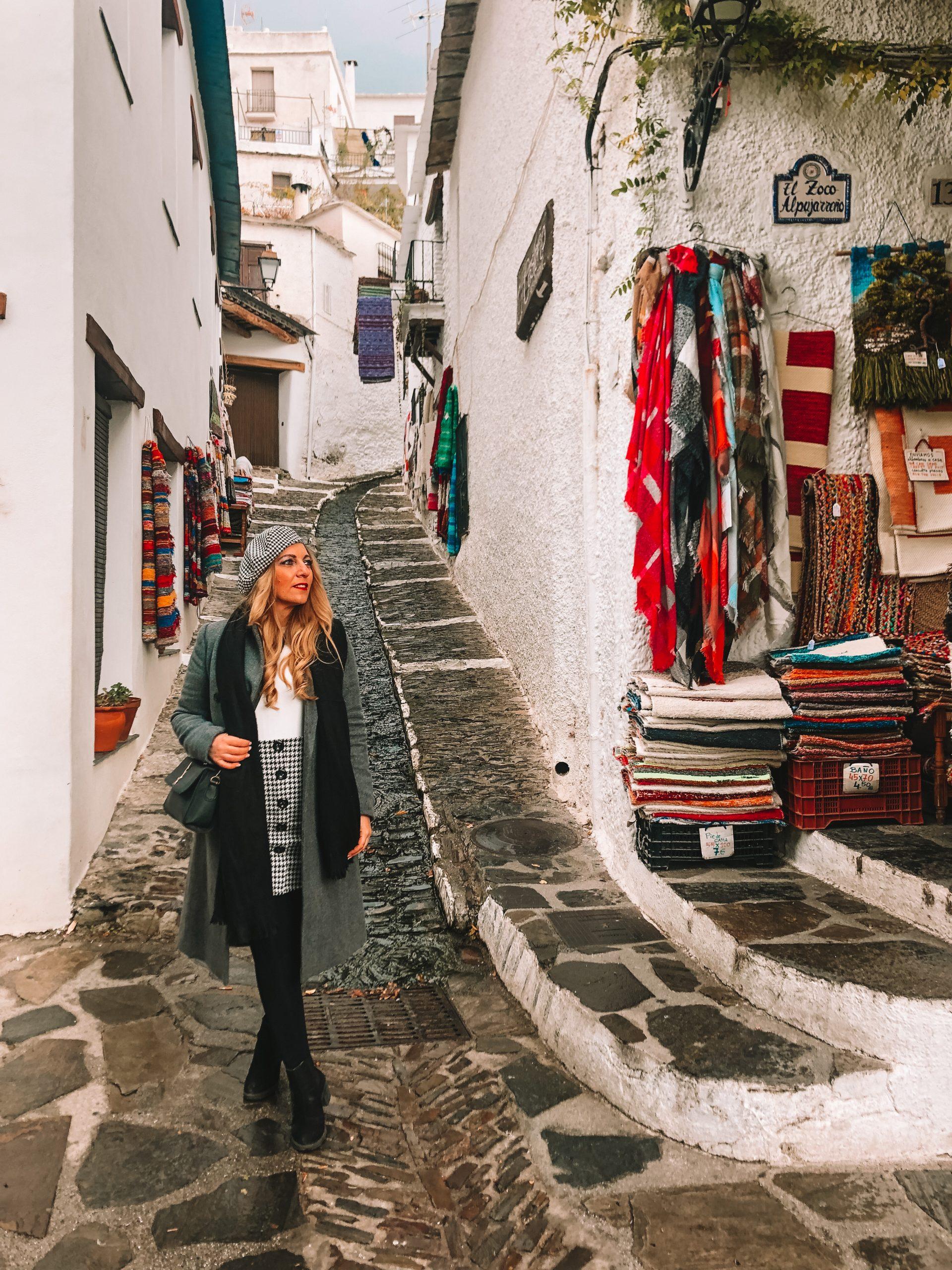 los 25 pueblos más bonitos de Andalcía