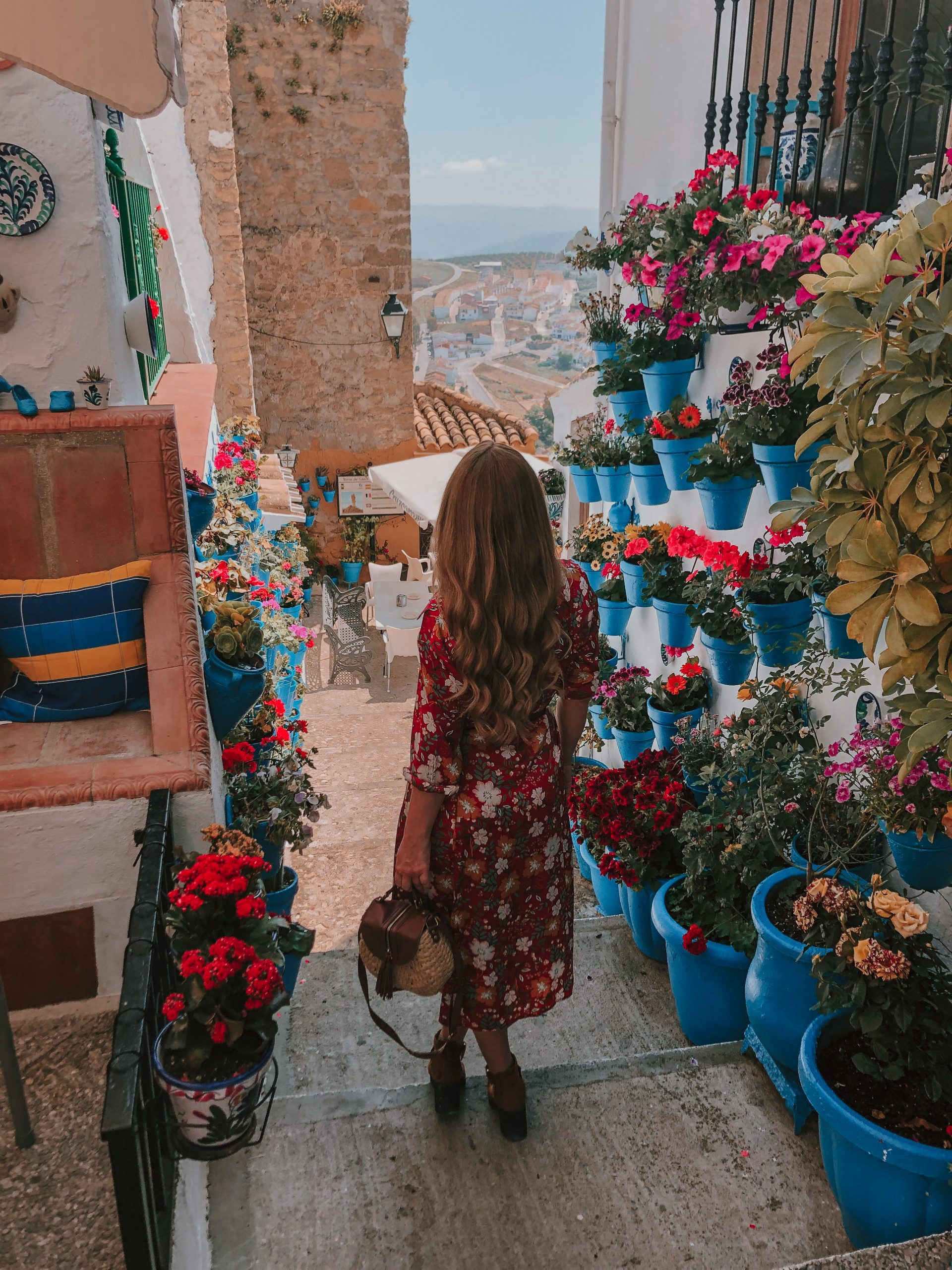 los 25 pueblos más bonitos de Andalucía