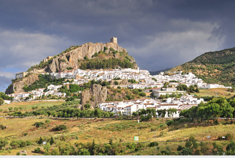 los 25 pueblos mas bonitos de andalucia