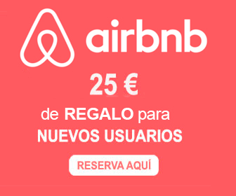25€ de descuento en tu alojamiento
